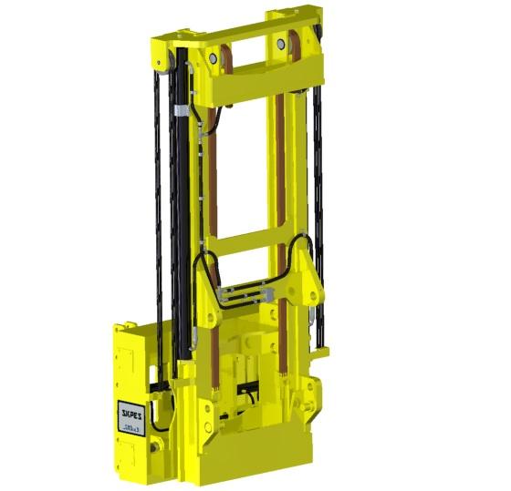 Forklift Mast Interlocking : Skpes